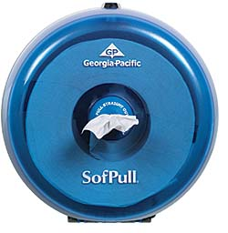 Bath Tissue Dispenser: Georgia-Pacific Professional