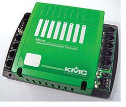 BACnet Controllers: KMC Controls Inc.