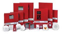 Fire Alarm Control Panel: Potter Electric Signal Company LLC