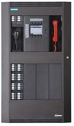 Fire Alarm System: Siemens Building Technologies Inc.