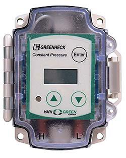 Controls: Greenheck