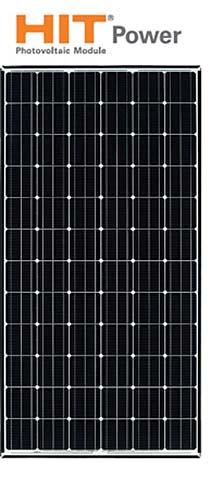 Solar Panels: Panasonic/Sanyo