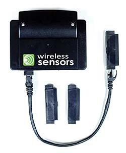 Temperature Sensor: Wireless Sensors (SensiNet)