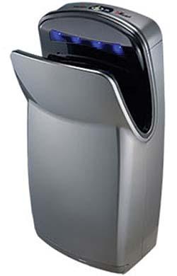 Vertical Hand Dryer: World Dryer Corp.