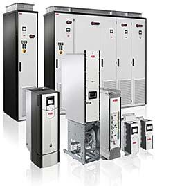 AC Drive: ABB Inc., Low-Voltage Drives