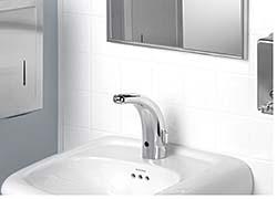 Hands-Free Faucet: American Standard Brands