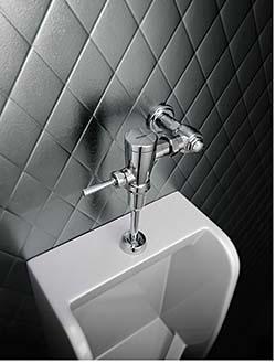 Manual Flush Valves: Moen Inc.