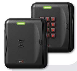 Card Reader: Ingersoll Rand Security Technologies