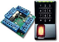 Biometric Access Control: Kaba Ilco Inc.