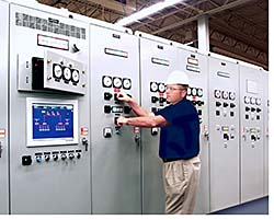 Power System Manual Backup: Russelectric Inc.