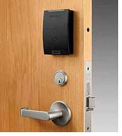 Cylindrical Lock: SARGENT ASSA ABLOY DSS