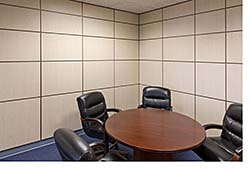 Wall Panels: InPro Corp.