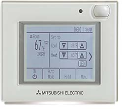 Integrated HVAC Controls: Mitsubishi Electric and Electronics USA, Inc. HVAC
