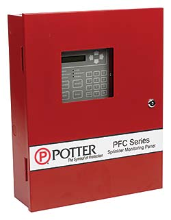 Sprinkler Monitoring Panel: Potter Electric Signal Company LLC