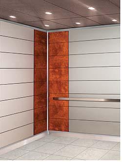 Elevator Interiors: SnapCab