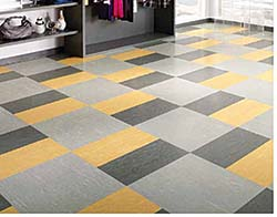 Vinyl Tile: Armstrong Commercial Flooring
