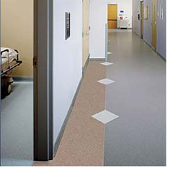 Inlaid Flooring: Mannington Commercial