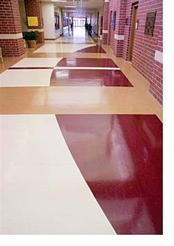 Rubber Flooring: Musson Rubber Co.