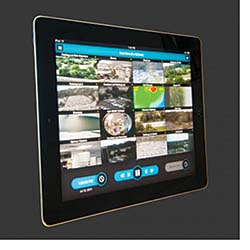 Video Surveillance App: OnSSI - On-Net Surveillance Systems Inc.
