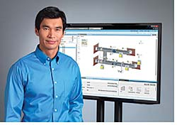 Building Management Station: Siemens Building Technologies Inc.