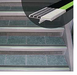 Slip-Resistant Flooring: Wooster Products Inc.
