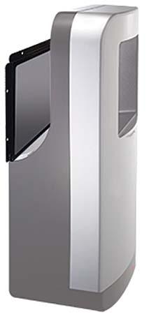 Hand Dryer Backsplash: ASI Group