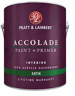 Interior Paint: Pratt & Lambert Paints