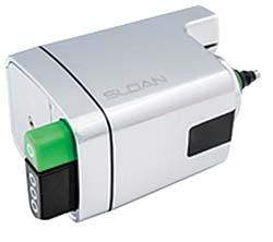Flush Valve: Sloan Valve Co.