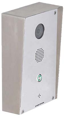 IP Video Station: Zenitel USA (Stentofon)