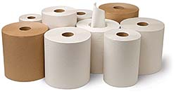 Roll Towels: Wausau Paper