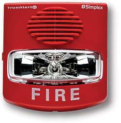 Notification Appliances: SimplexGrinnell