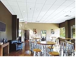 Acoustical Ceiling: Armstrong Commercial Ceilings & Walls