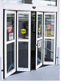 Bifolding Door: Stanley Access Technologies