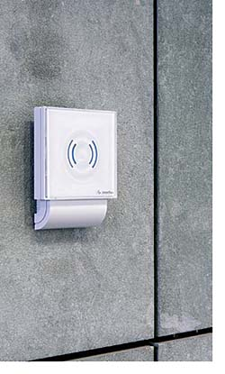 Biometric Reader: Allegion