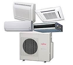Multizone Air Conditioner: Fujitsu General America Inc.
