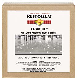 Floor Coating: Rust-Oleum Corp.