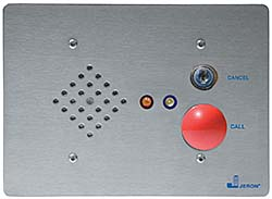 Intercom System: Silent Knight by Honeywell