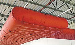 Fabric Duct: DuctSox