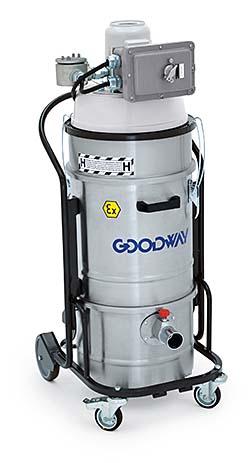 Vacuum: Goodway Technologies Corp.