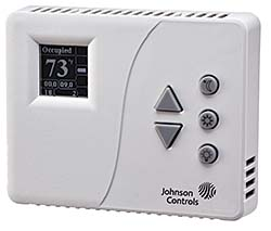 Thermostat: Johnson Controls Inc.