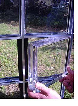 Glass Block: EXTECH/Exterior Technologies Inc.