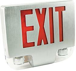 Exit Sign: Orbit Industries Inc.