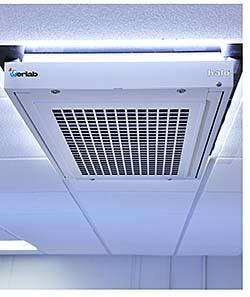 Air Filtration System: Erlab Inc.