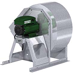 Utility Centrifugal Fan: Greenheck Fan Corp.