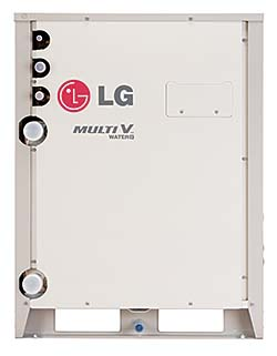 Water Source VRF System: LG Electronics