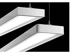 LED Luminaire: Acuity Brands Lighting (Peerless)