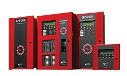 Addressable Fire Alarm Panel: Silent Knight by Honeywell