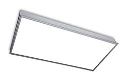 LED Recessed Troffer: GE Lighting