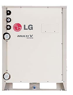 VRF System: LG Electronics