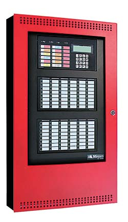 Fire Alarm System: Mircom